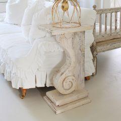 Wood Corbel Table