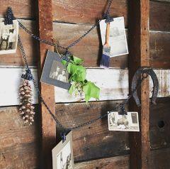 Decorative Chain Clip Garland