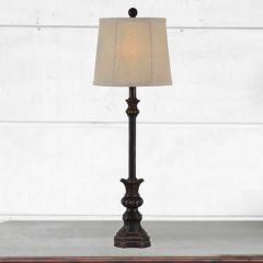 Old World Lodge Lamp