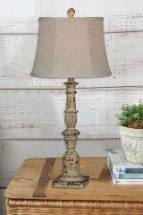 Provincial Buffet Lamp