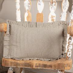 Ticking Stripe Accent Pillow