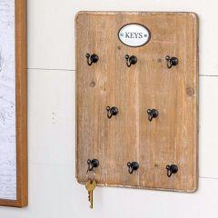 Key Hooks Board
