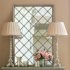 French Country Frame Mirror