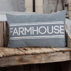 Farmhouse Print Pillow