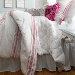 Striped Country Comforter Set