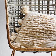 Textured Accent Pillow