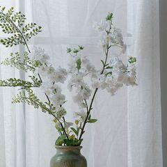 Decorative Cherry Blossom Stem Set of 3