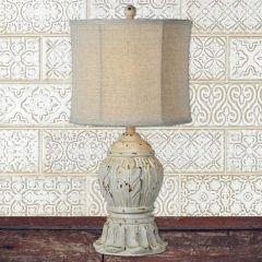 Antique Style Farmhouse Table Lamp