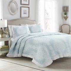 Classic Pattern Cottage Bedspread Set