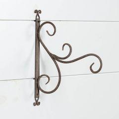 Metal Scrollwork Hook