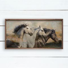 Northwind Freedom Horse Wall Art