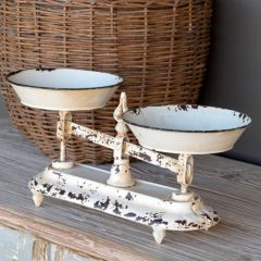 Antique Inspired Countertop Scale