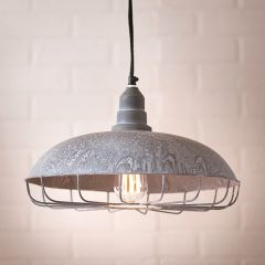 Supply Store Pendant Light
