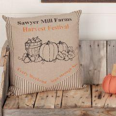 Harvest Festival Accent Pillow