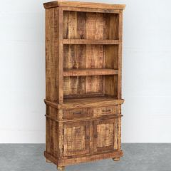 Stately Bookcase Cabinet