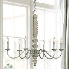 Traditional Cottage Chandelier