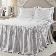 Simple Ticking Stripe Bedding
