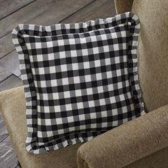 Buffalo Check Square Accent Pillow