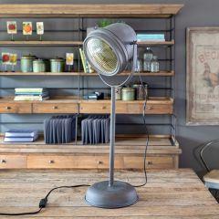 Tall Headlight Table Lamp
