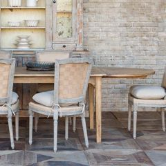 Farm Wood Dining Table