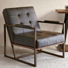 Deep Seated Upscale Lounge Chair