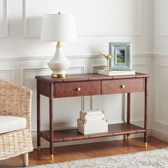 Tudor Inspired Console Table