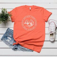 AFH Logo Coral T-Shirt