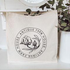 AFH Canvas Logo Gift Bag