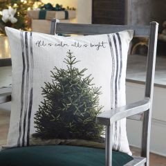All Is Calm Accent Pillow