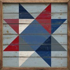 American Quilt Wall Art