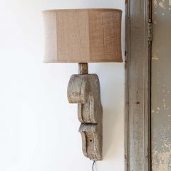 Architectural Beauty Corbel Sconce