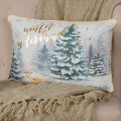 Winter Wonderland Accent Pillow