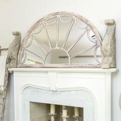 Half Circle Palladian Arch Mirror