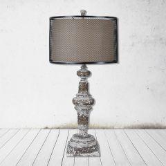 Tuscan Farmhouse Rustic Table Lamp