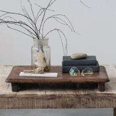 Found Wood Tabletop Riser