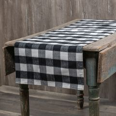 Country Classic Check Table Runner