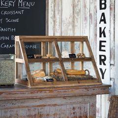 Bakery Countertop Display Cabinet