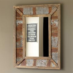 Barn Wood Mirror