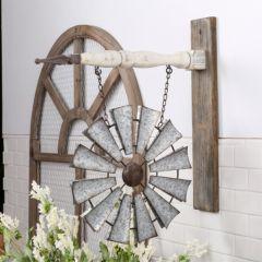 Rustic Barn Board Arrow Holder