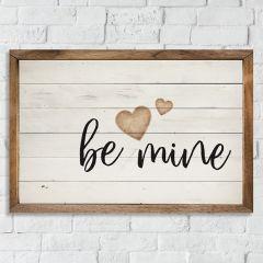 Be Mine Wall Art
