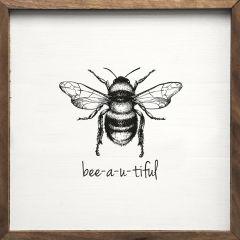 Beautiful Bee Wall Art