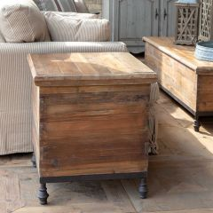 Bee Box Style Side Table
