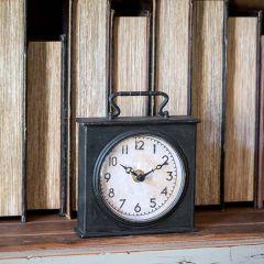 Bookcase Table Clock