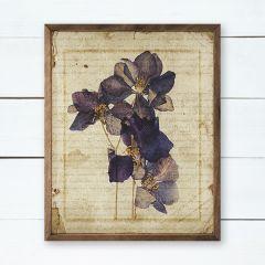 Botanical Print Two Wall Art