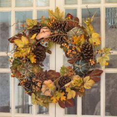 Bountiful Harvest Wreath