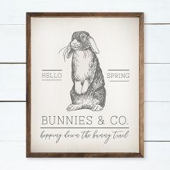 Bunnies & Co. Wall Art