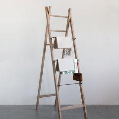Decorative Farmhouse Ladder Display