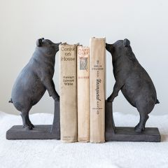 Pigs Balance Bookends