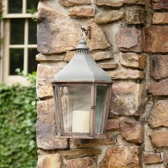 French Wall Candle Lantern