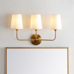 Classic Triple Wall Sconce